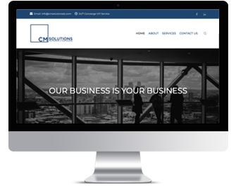 CM Solutions DC